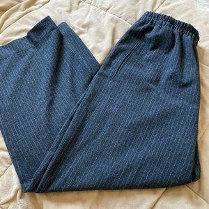 Elemente Clemente elastic waist culottes